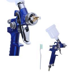 0.8mm 1.0mm HVLP Air Spray <font><b>Gun</b></font> <font><b>