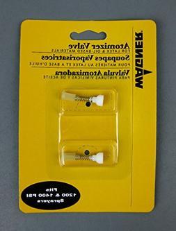 Wagner 0280035 or 0280035D Atomizer Valve 2pk