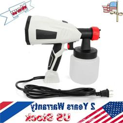 1.8mm Electric Spray Gun Painter Paint Sprayer Painting For
