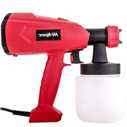 Hi-Spec 2.2A Electric Paint HVLP Spray Gun with 27fl.oz. Pai
