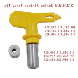 2/3/4/5/6 Series Airless Spray Tip Nozzle for Paint Sprayer
