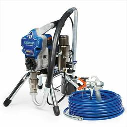 NEW Graco Pro 210ES Airless Paint Sprayer Electric Painting