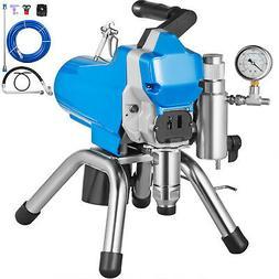 2200W Airless Paint Sprayer Spraying Gun 3000PSI High Pressu