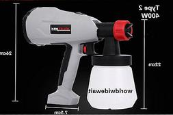 220V Electric Paint Gun Sprayer 400W For Industrial Wall Fur