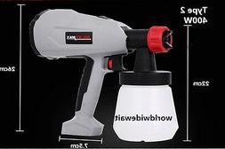 220V Electric Paint Gun Sprayer 400W For Industrial Wall Fur
