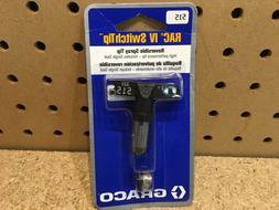 Graco 221515 Reversible Airless Spray Tip, RAC IV, 515