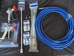 Graco 243012 Airless Spray Gun, 3600 PSI