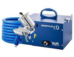 Fuji 2893-T75G Q3 GOLD - T75G Quiet HVLP Spray System