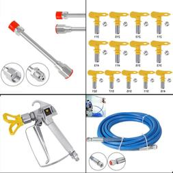 Airless Spray Gun Tips Nozzle Sprayer For Titan Wagner Paint