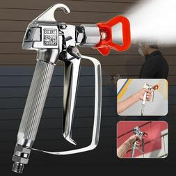 3600Psi Airless Paint Spray Gun W/ 517 Tip High Pressure Spr