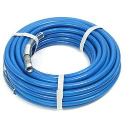 "50' FT 3300PSI Airless Paint Pressure Spray Hose 1/4"" Gun Sp"