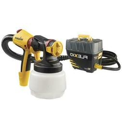 5000 HVLP Paint Sprayer Stationary X Boost Turbine Ground La