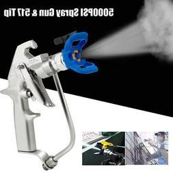 5000psi high pressure airless paint spray gun