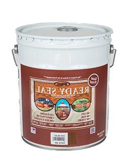 Ready Seal 525 5-Gallon Pail Dark Walnut Exterior Wood Stain