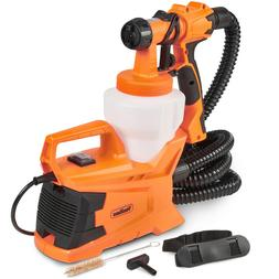 VonHaus 6.5A HVLP Electric Paint Sprayer Gun Station Spray P