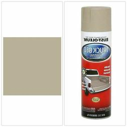 6 Pack Tan Truck Bed Coating Spray Paint 15 Oz Rustoleum Cov