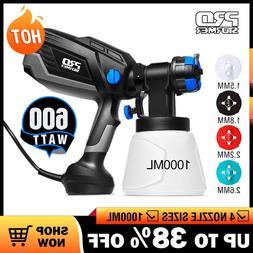 PROSTORMER 600W Electric Spray <font><b>Gun</b></font> HVLP