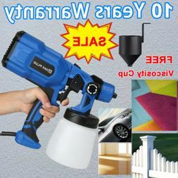 Dayplus 800ML Electric Airless Paint Sprayer Spray Gun Handh