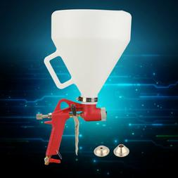 Air Hopper Gun Paint Texture Tool Drywall Wall Painting Spra