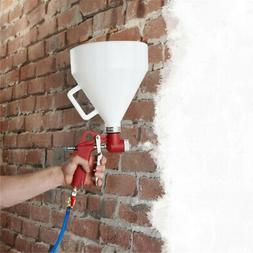 Air Hopper Spray Gun Paint Texture Drywall Wall Painting Spr