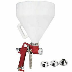 Air Hopper Spray Gun Paint Texture Tool Drywall Wall Paintin