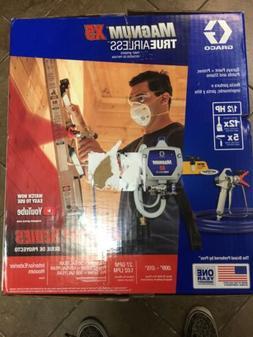 GRACO Airless Paint Sprayer,1/2 HP,0.27 gpm, 262800