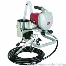 Airless Paint Sprayer Kit, 3000 PSI, ⅝ HP, 25' Hose - Deck