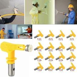 Airless Spray Gun Tips Nozzle For Titan Wagner Paint Sprayer