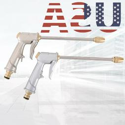 Car wash water gun bullet head aluminum alloy water spray to