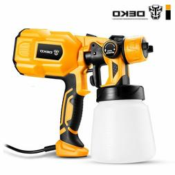 DEKO DKCX01 Spray Gun, 550W 220V High Power Home Electric Pa