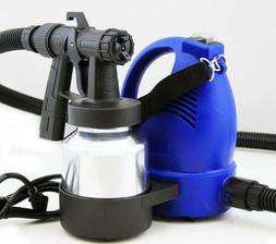 Electric Easy Paint Spray Gun Painter Hvlp 600w Zoom Through