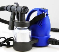 Electric Easy Paint Spray Gun Painter Hvlp 600w Zoom Through