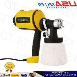 Electric Handheld Paint Sprayer Wagner Painting Gun Airless