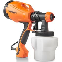VonHaus Electric HVLP Spray Gun High Power Paint Sprayer wit