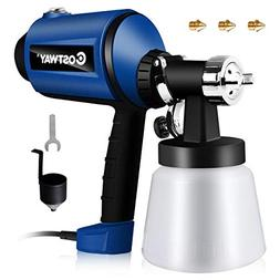 Goplus Electric Paint Sprayer, 450W High Power HVLP Paint Sp