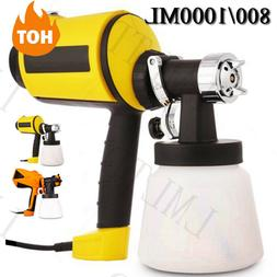 Electric Paint Sprayer Fence Spray Gun Painter Zoom Hand Pai