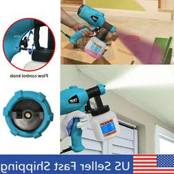 Electric Paint Sprayer Gun for Home Interior and Exterior Wa