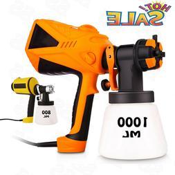 electric paint sprayer hand held spray gun