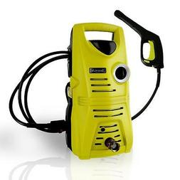 SereneLife Electric Pressure Washer - Compact Home & Garden