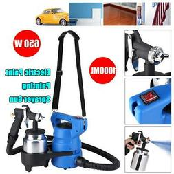 Electric Spray Gun Paint Sprayer Painter 1000ml 650W Handhel