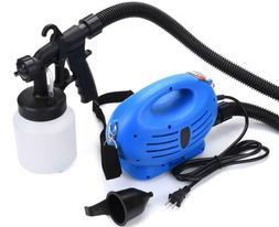 Electric Spray Gun With Air Compressor Paint Sprayer For Coa