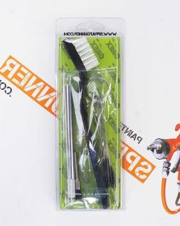 Grex Airbrush FA02 Cleaning Brush Set