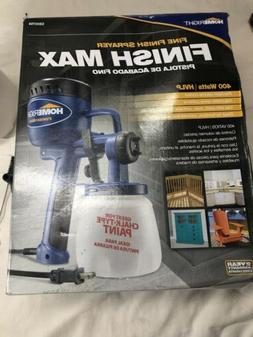 HomeRight Finish Max C800766 Paint Sprayer. Return Item. Use