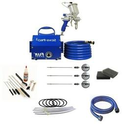 Fuji 2203G Semi-PRO 2 Gravity Feed HVLP Paint Sprayer System