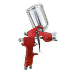 Gravity Feed Spray Gun with Aluminum Swivel Cup