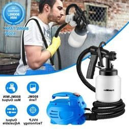 PaintMax 800ml Handheld Electric Paint Sprayer Gun. 3 Differ