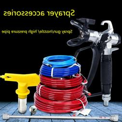High Pressure Airless Sprayer Accessories,Spray Gun, High Pr