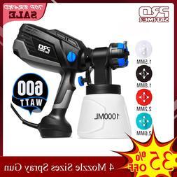 PROSTORMER HVLP 600w Electric Spray <font><b>Gun</b></font>