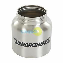 HVLP Sprayer Metal Bottle 800Ml Paint Spray Body Work Replac