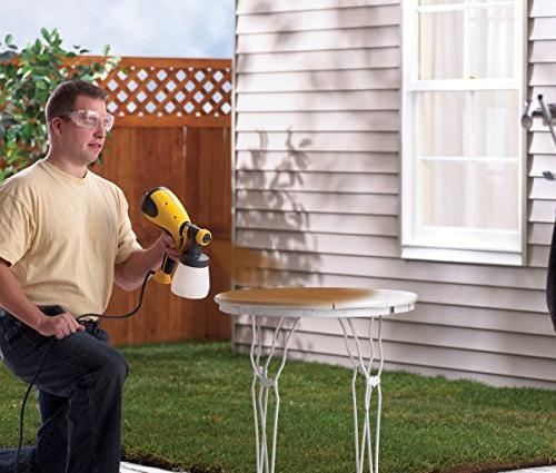 HVLP Control Spray Yellow